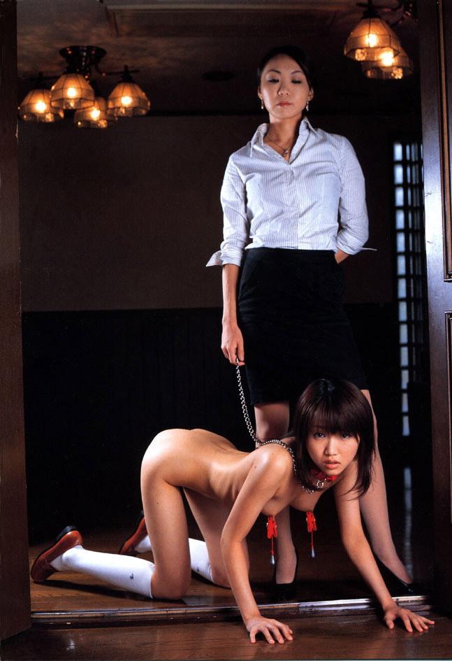 【ヌード画像】全裸で首輪されている雌犬M奴隷画像まとめ(30枚) 13