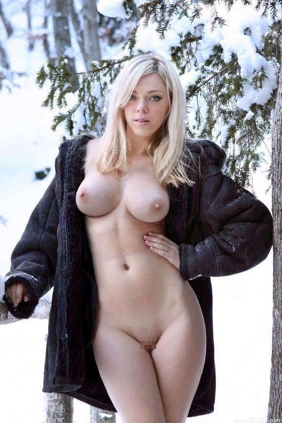 【ヌード画像】20代中盤ぐらいの程よいお姉さんの外国人画像(30枚) 02