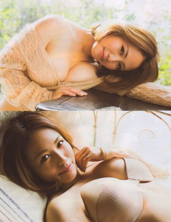 【ヌード画像】ムチムチ界のプリンセス・磯山さやかのムッチリ水着(41枚) 34