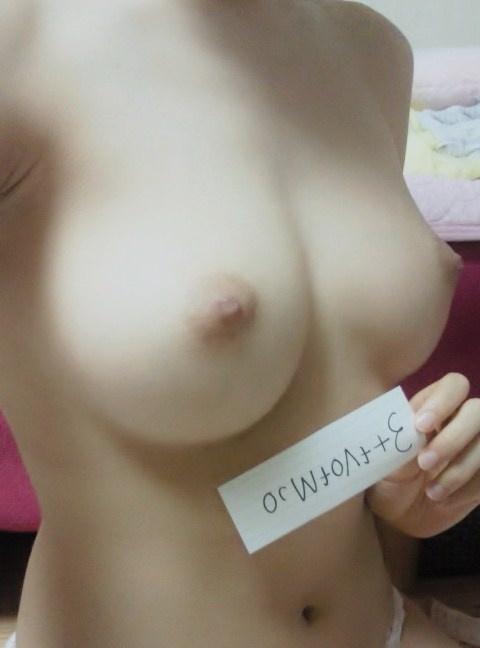 【ヌード画像】素人自撮り女神の生々しい美乳画像(31枚) 22