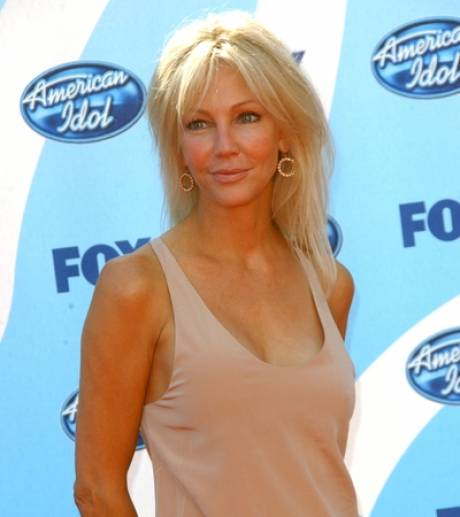 Heather Locklear   sa fille Ava est une parfaite fashionista Heather Locklear a     t     hospitalis    e