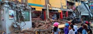 pusat gempa hari ini