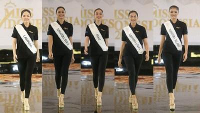 Ini Dia 5 Finalis Miss Indonesia 2019 dari Sumatera yang ...