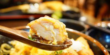 """【高雄左營美食】魚羊小吉  *♥高CP值日式料理""""炸豬排定食""""唐揚雞丼飯"""