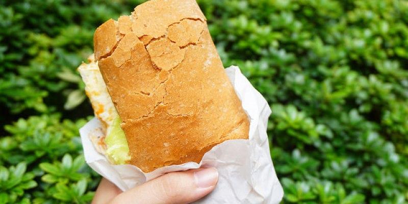"""【新北永和早午餐】大肚魚中西式早午餐    頂溪捷運站""""永和人的早午餐"""