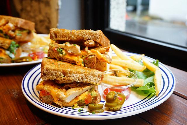 """【台北大安美食】Big Table   大安站早午餐""""手工軟法麵包""""全新菜單"""