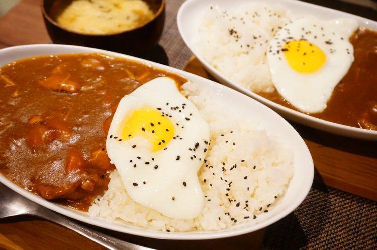 """【台北大安美食】佐藤咖哩 Sato Curry    捷運六張犁站""""日式家常咖哩"""