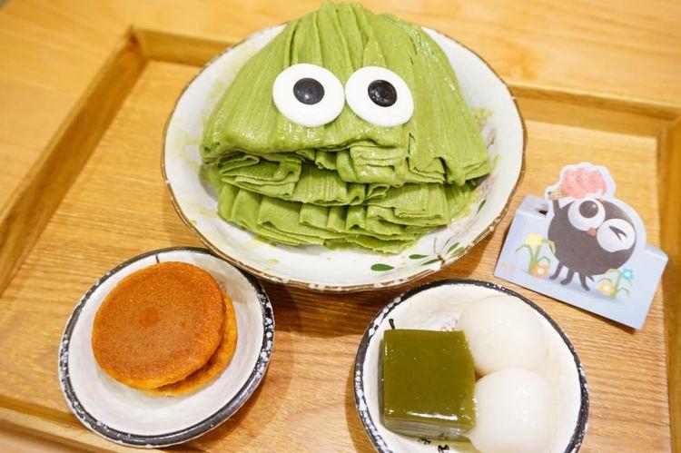 【台北大安美食】路地 氷の怪物 市民大道店 || 台中超夯打卡怪物冰