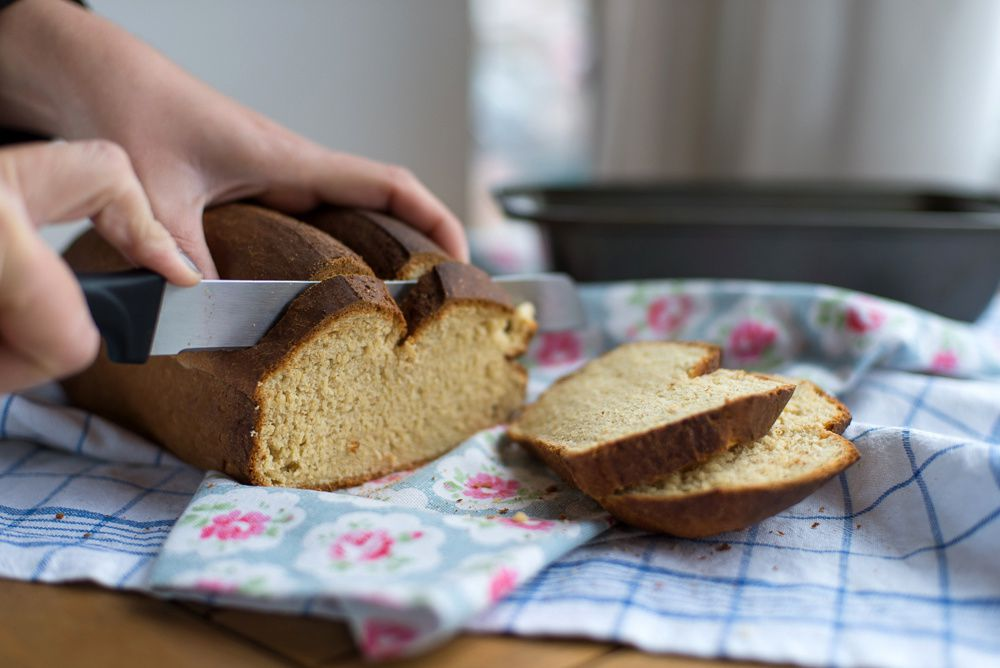 Milk Bread Loaf