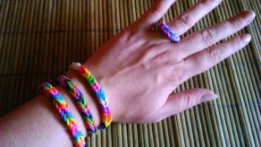Comment fabriquer un bracelet en élastiques?