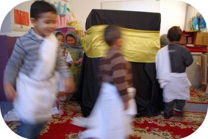 Activité hajj au centre Tawhid