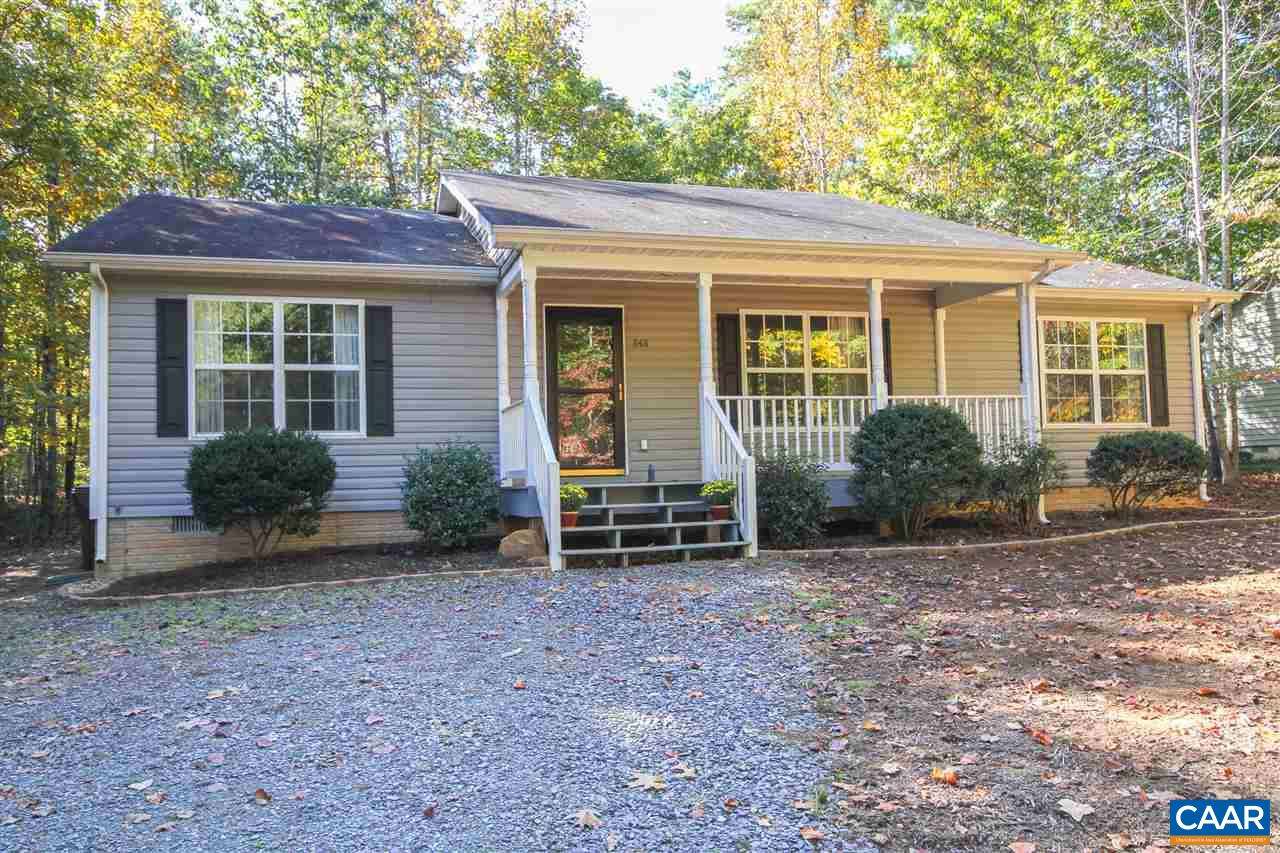 Property for sale at 848 JEFFERSON DR, Palmyra,  VA 22963