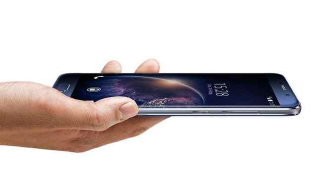 Elephone S7 clone galaxy edge