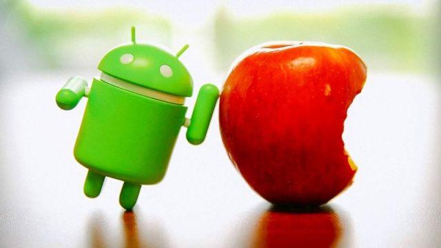 android ios securite