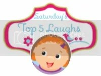 dentistmelsbbutton Saturdays Top 5 Laughs Bloghop