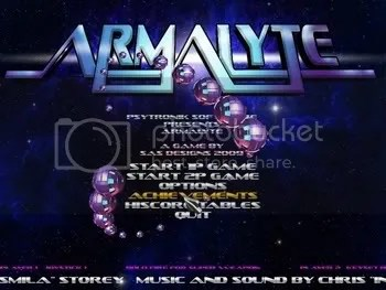 First review: Armalyte (official PC remake) (2/6)