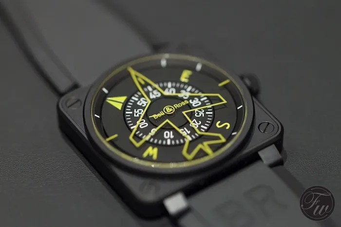Bell & Ross Aviation Collection 2013 – HEADING INDICATOR, AIRSPEED and CLIMB :: Fratello Watches