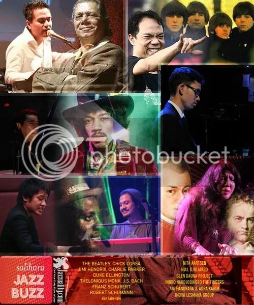 salihara jazz buzz, jazzuality