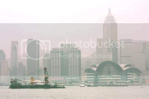 Typical Hong Kong tourist shot hahaha