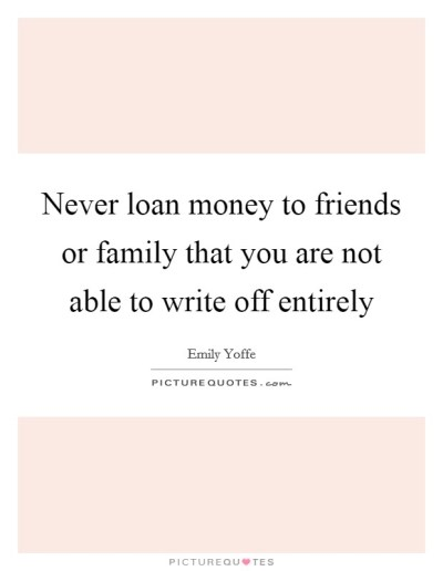 Family And Money Quotes & Sayings   Family And Money Picture Quotes