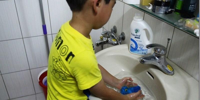 生活好物 【Neutral諾淨低敏濃縮洗衣精】專為敏感肌膚設計 純淨溫和的洗衣精