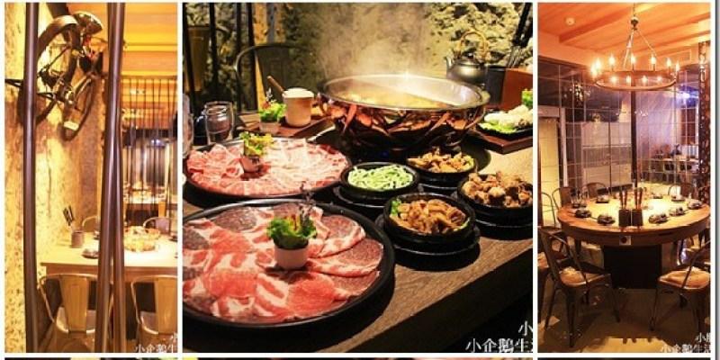 中壢‧美食|八十年鐵馬坐鎮的優質火鍋店《小肥牛蒙古鍋》