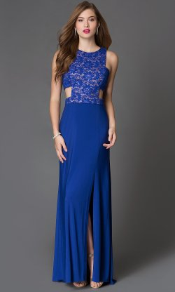 Small Of Blue Homecoming Dresses
