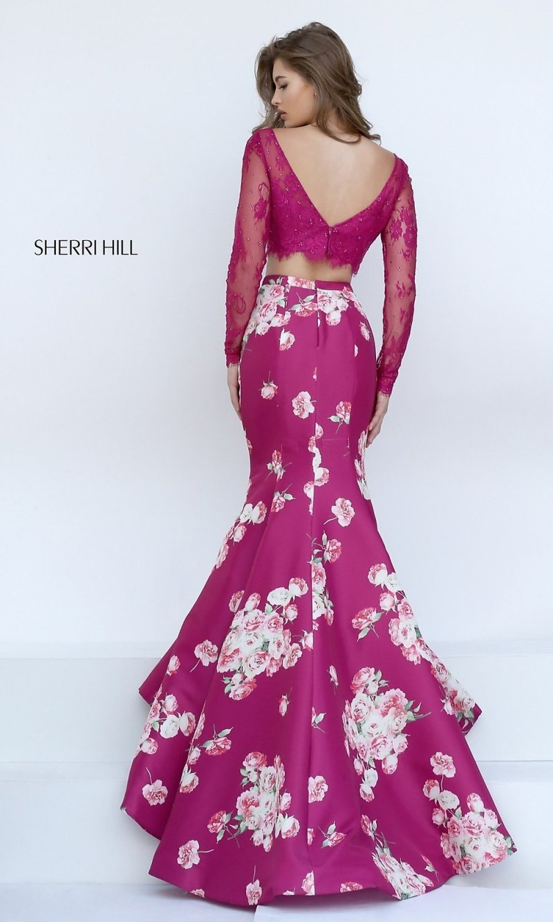 Large Of Floral Prom Dresses