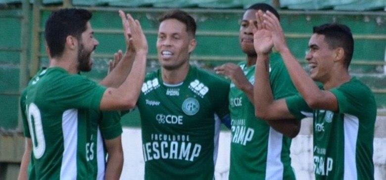 Guarani supera o Sampaio Corrêa e vence a primeira na Série B - Esportes - R7 Futebol