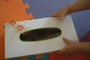 抽面紙之『抽抽樂』玩具