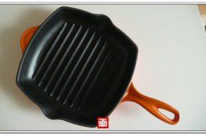 《廚房愛鍋》來自法國的LE CREUSET\LC鍋,鑄鐵燉鍋與平煎鍋