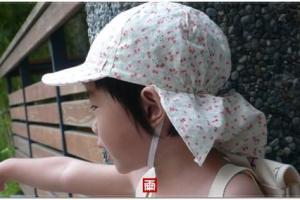 試用日本Charcoal deo今治毛巾與抗UV包脖帽\遮陽帽