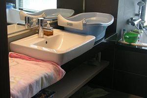 寶寶洗澡空間設備