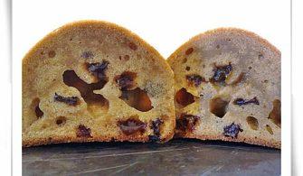 【1y3m~1y5m】副食品:點心篇‧葡萄乾黑糖蛋糕(無奶無蛋無泡打粉)