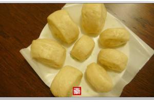 《親子廚房》鮮奶饅頭、堅果包
