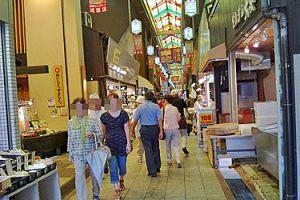好吃好逛好買的京都錦市場