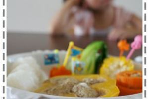 【試用】Cornflower玉米花PLA玉米餐具~兒童分隔式餐盤、兒童叉匙、寶寶碗、學習湯匙