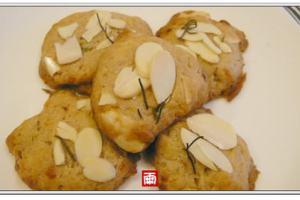 《親子廚房》迷迭香杏仁餅乾
