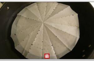 用鍋子蒸饅頭的裝置與方法&自製蒸包紙\包子紙