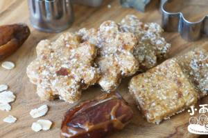 2成分做出美味自然風餅乾,免烤箱、免打發、100%無人工添加!