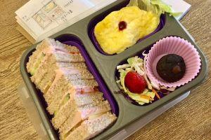 【便當日記】#9 一週檢討&聊餐盤 Bento #9