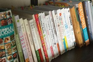 我喜愛的便當書My Favorite Bento Books