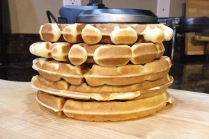 減法生活:快速鬆餅Easy Waffles