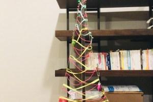 我的極簡式:聖誕樹