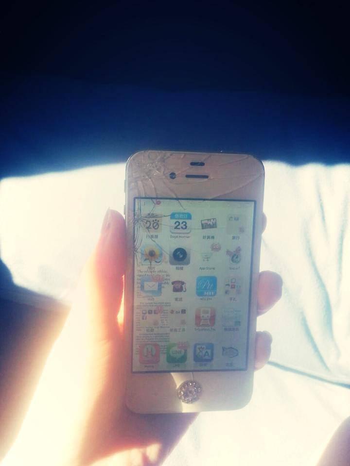 【ES】Iphone4S 換屏DIY