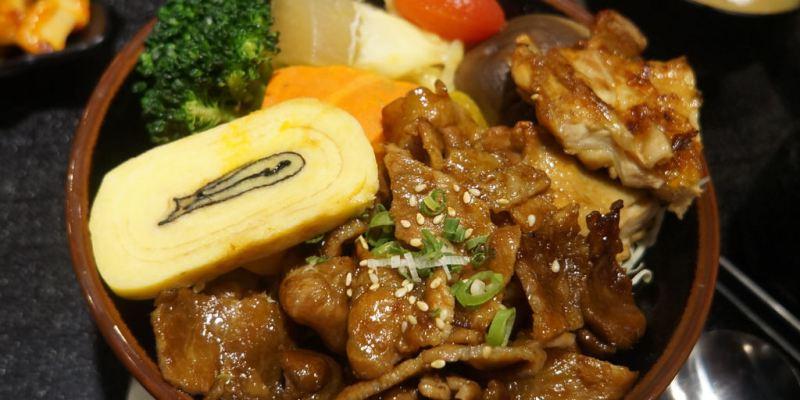 【高雄食記】 八坂丼屋 小額預算的百貨日式美食 生魚片熟食一應俱全