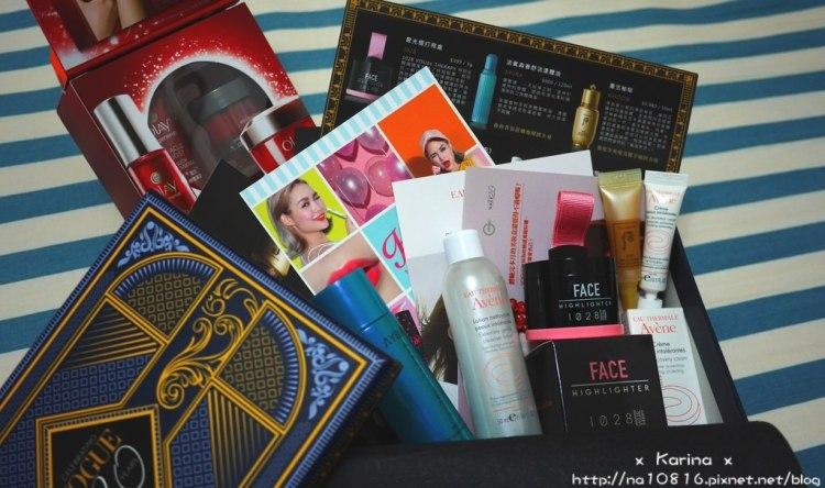 【美妝試用】11月 BUTYBOX美妝盒子 x VOGUE 20周年紀念版