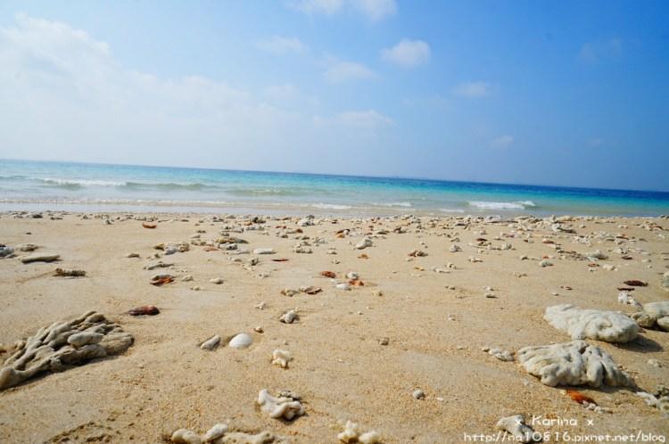 【遊記*澎湖】澎澎灘 在無人島上做白日夢睡午覺
