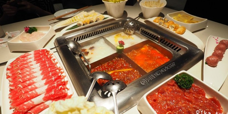 上海。美食  海底撈火鍋隱藏版湯底x胡椒豬肚雞!!  超肉麻頂級服務~