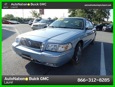 Mercury Grand Marquis cars for sale in Maryland Mercury   Grand Marquis GS 2007 gs used 4 6 l v 8 16 v automatic rear wheel